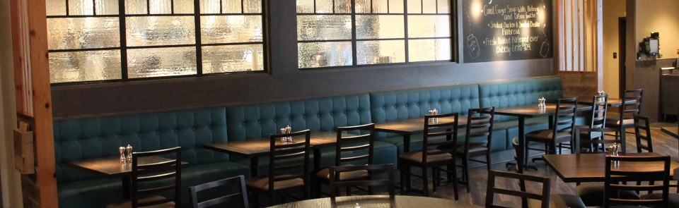 Proudly Furnishing the Restaurant Industry