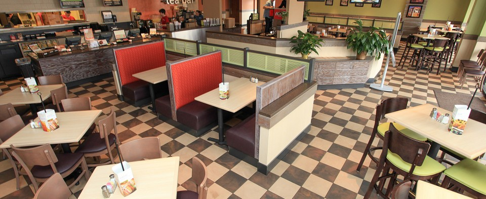 Featured – McAlisters Deli Booths
