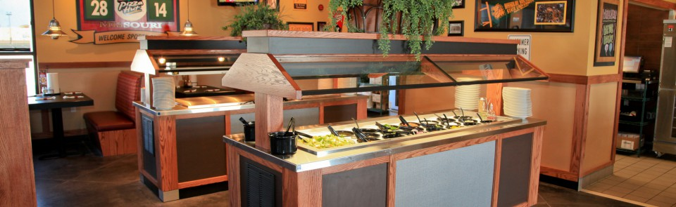 Featured – Pizza Hut Buffet Bar