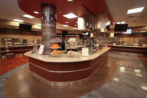 Commercial Millwork Division Msw Restaurant Furnishings